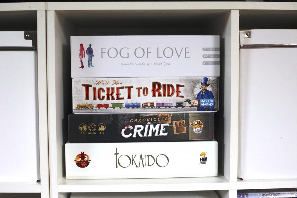 Incredible Brilliant Board Game Storage Tips For Every Single Game You Own Download Free Architecture Designs Scobabritishbridgeorg